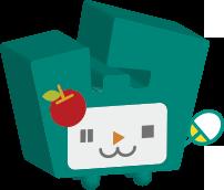 あおもりムービーコンテストキャラクター:モニタ